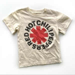 Red Hot Chili peppers 3T T-shirt
